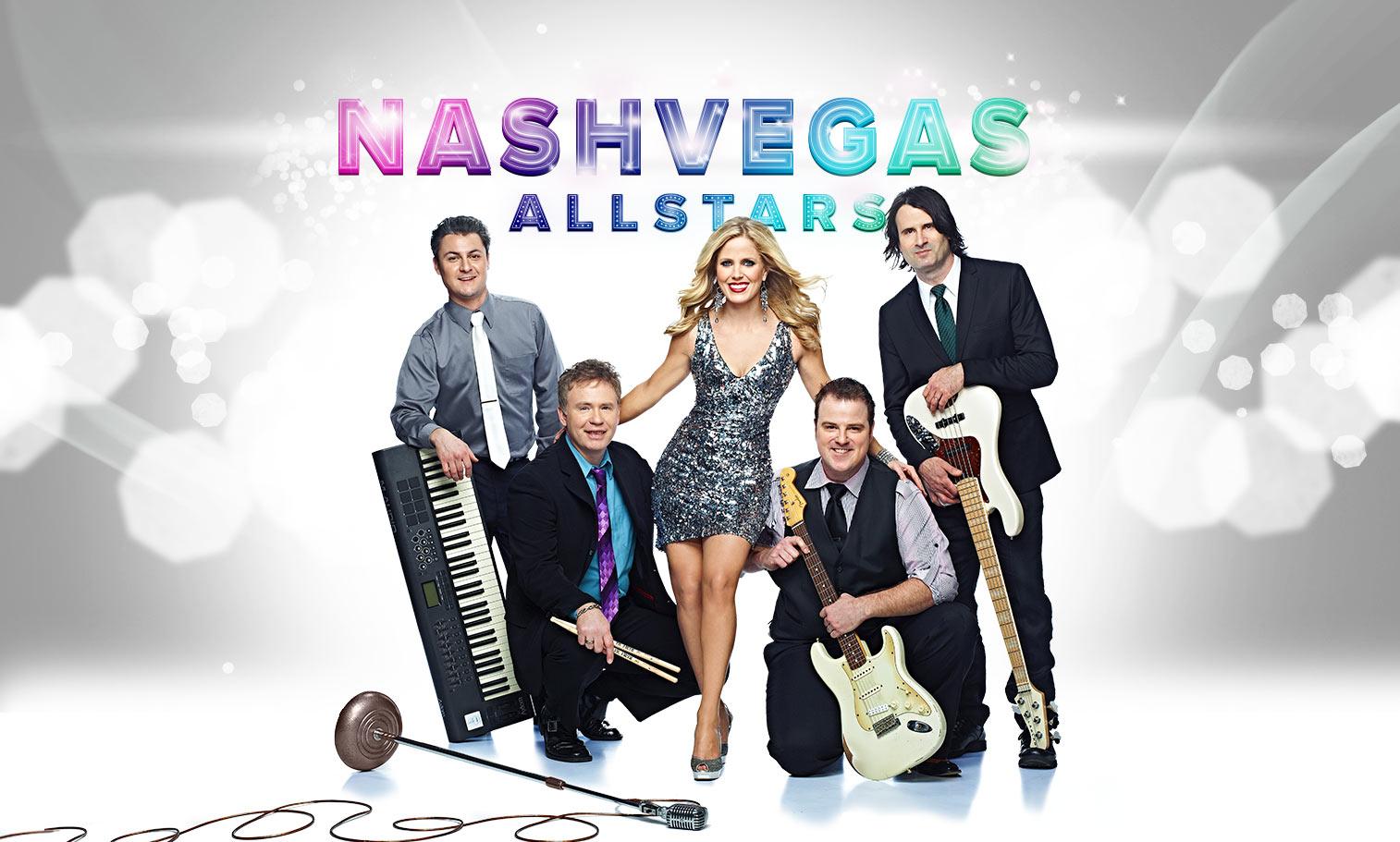 Nash Vegas All Stars Group Photo