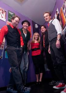 Max Headroom Band